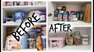 how to organise food cupboard organise with me food cupboards pantry