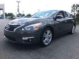 nissan altima navigation system pre owned 2014 nissan altima 3 5 sl 4dr car in tallahassee 13458p