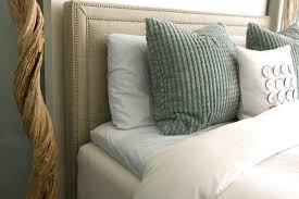 captivating upholstered headboards with nailheads 26 about remodel