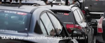 bureau des taxis 36 rue des morillons 75015 objet perdu dans un taxi g7 récupérer ses affaires avec les taxis g7
