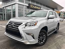 lexus gx sport package 2017 lexus gx 460 technology package demo rebate 7800 new for