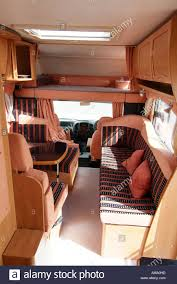 motor home interior motor home interior cer transport vehicle leisure hymer