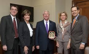 wicker receives truck safety award press releases u s senator