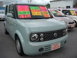 nissan cube bodykit used car sales pit stop