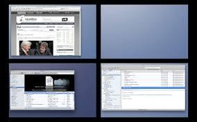 Spaces Un Gestionnaire De Fenêtres Débuter Sur Mac Exposé Spaces Dashboard