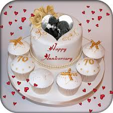 anniversary cake name photo on anniversary cake android apps on play