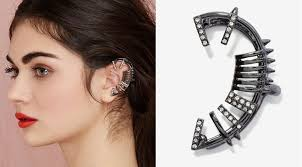 what is ear cuff 12 best 2015 earring trends