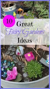 Diy Fairy Garden Ideas by 113 Best Small World Images On Pinterest Sensory Play Fairies