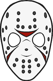 Jason Mask Kisekae 2 Prop Jason Mask By Zebuta On Deviantart
