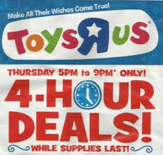 toys r us black friday deals and ad 2013 3 days of deals