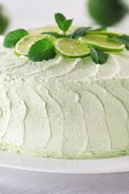 key lime layer cake with cream cheese frosting kitchme