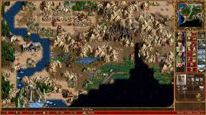 Lord Of The Rings World Map by Heroes Of Might U0026 Magic Iii Lord Of The Rings 200 Part 4