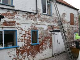 textured wall coating transforms a house in york never paint