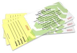 raffle ticket mockup action script cover actions premium