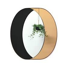 bower shape mirrors flodeau