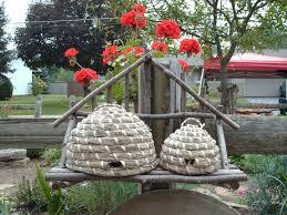 Bee Garden Decor 266 Best Bee Skeps In The Garden Images On Pinterest Bee Keeping