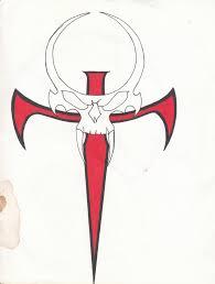 vampire ankh tattoo design tattooshunt com