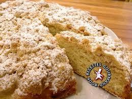 recette de cuisine alsacienne recette de gâteau streusel alsacien