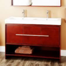 bathroom 2017 bathroom extraordinary oak wood brown color double