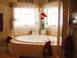 small bathroom design ideas color schemes inviting blue sea color scheme and white bathtub also mount wall