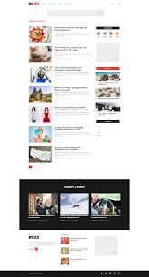 halloween web template buzz news magazine viral u0026 buzz psd template by jewel theme