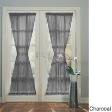 curtains for patio door
