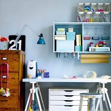 Home Office Desk Storage 51 Cool Storage Idea For A Home Office Shelterness