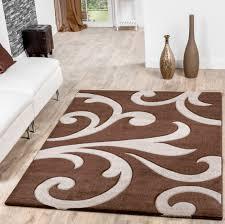 Wohnzimmer Beige Design Teppich Wohnzimmer Braun Inspirierende Bilder Von