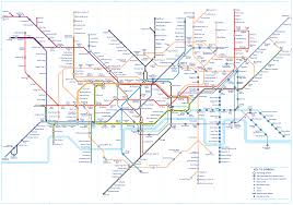 London Subway Map by Dezoning The London Tube Map There U0027s A New Transit Maps