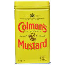 colemans mustard colman s superfine mustard powder 4 oz 113 g iherb