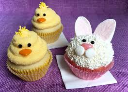 Easter Chicks Cake Decorations by Recipe Turn Spring Cupcakes Into Edible U0027bunnies U0027 And U0027chicks