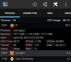 android cpu usage how to detect malicious android apps your battery