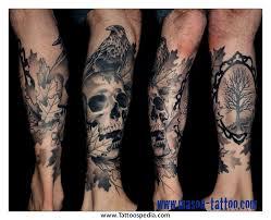 skull leg 3