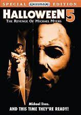 Halloween Dvd Horror Halloween Dvds U0026 Blu Ray Discs Ebay
