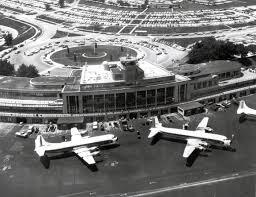 Washington Dc Parking Map by History Of Reagan National Airport Metropolitan Washington