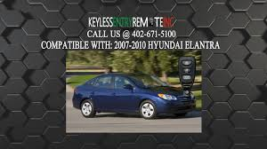 2005 hyundai elantra battery replacement how to replace hyundai elantra key fob battery 2007 2008 2009 2010
