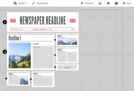 create your own yellow journalism newspaper 6th grade history