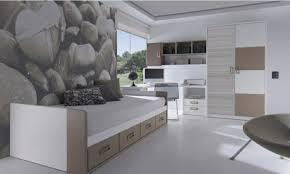 chambre ado moderne chambre enfant chambre ado moderne beige blanc décoration chambre
