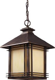 slant roof outdoor blackwell one light outdoor pendant steel frame design