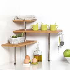 Kitchen Corner Shelves Ideas Kitchen Corner Kitchen Counter Shelf Corner Shelf Unit For