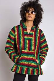 baja sweater rasta baja hoodie ragstock