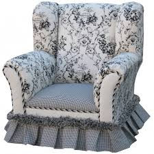 Wing Chair Slipcover Pattern Secret System