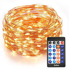 Outdoor Light Remote Control by Homestarry Outdoor String Lights Dimmable Led Starry String