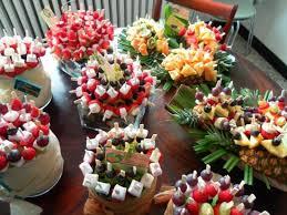 faire une fontaine cuisine fruits bonbons idéal pour une fontaine à chocolat