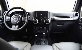 Jeep Wrangler Interior 6 Things I Learned Driving The 2016 Jeep Wrangler Autoguide Com News