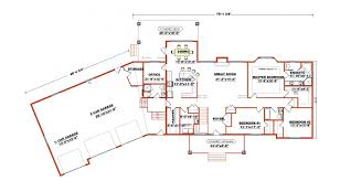 bungalow floor plans with angled garage cottage plans