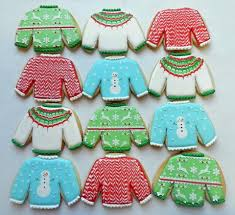 sweater cookies flour box bakery day 10 of cookie how to decorate an