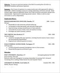 Entry Level Accountant Resume 26 Accountant Resume Format