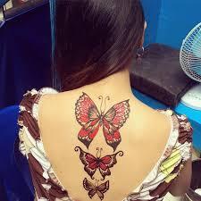 20 3d butterfly tattoos designs freecreatives