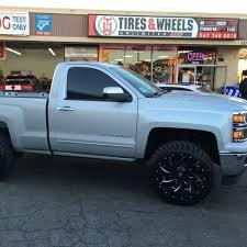 33 inch tires with no 2015 chevy single cab 22 u0027 fuel offroad wheels 33 u0027 u0027 mud terrain
